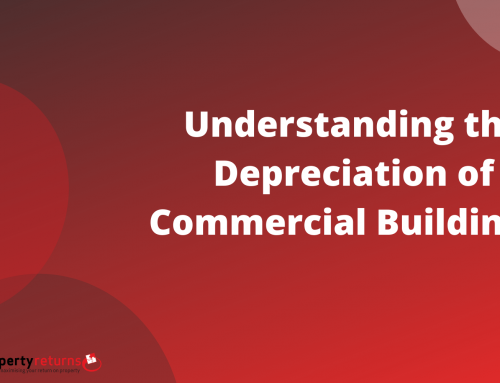 Depreciation of a Commercial Building