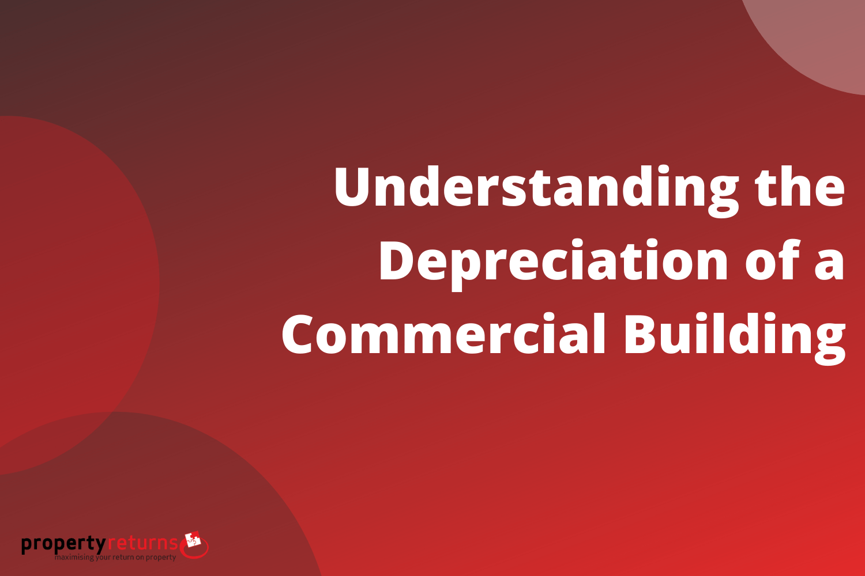 depreciation of commercial building cover image