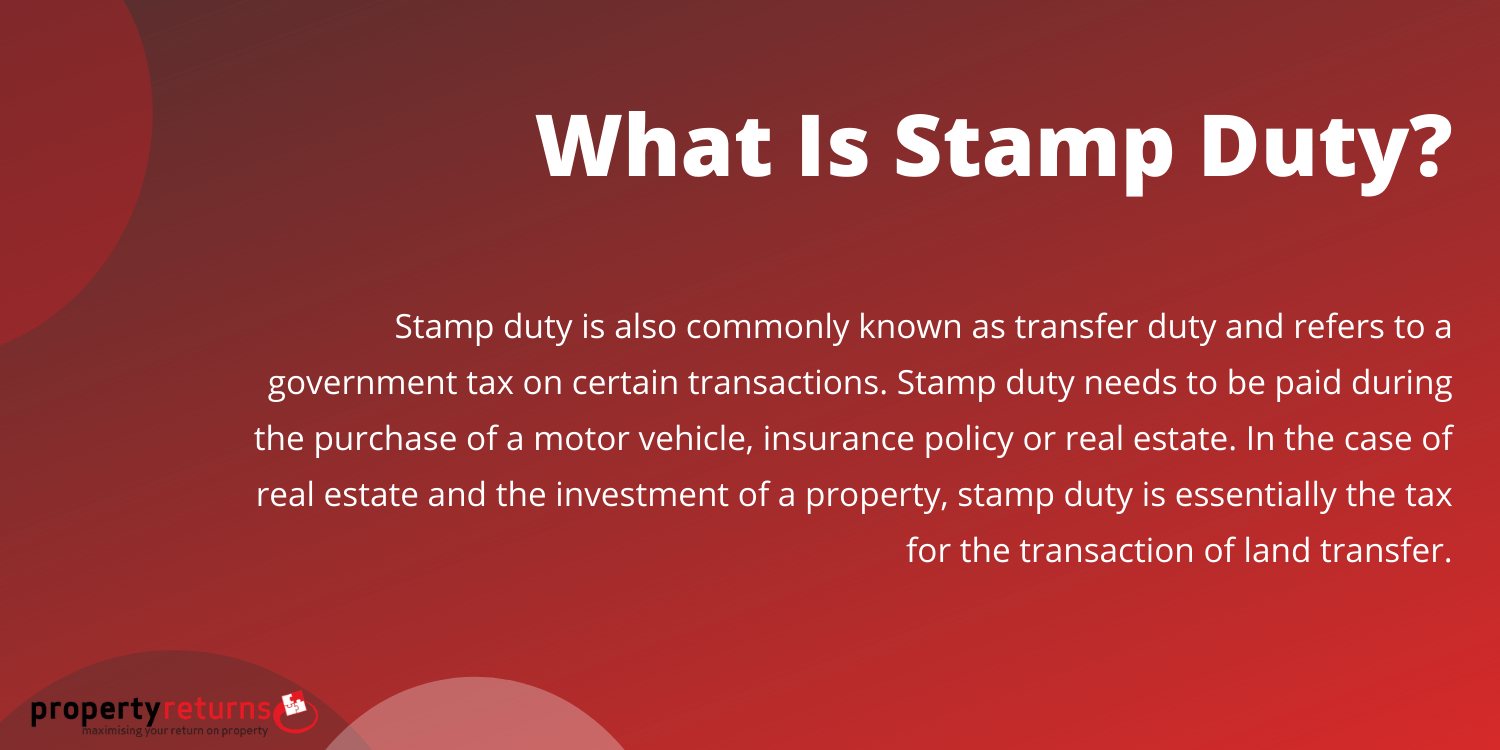 what is stamp duty infographic